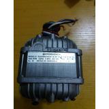 Motor Ventilador 50w 115v Doble Giro Motorvenca