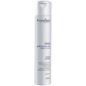Shampoo Acquaflora Antioxidante Secos Ou Danificados - 300ml