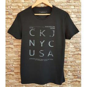 Kit 5 Camisetas Originais Camisas Marcas Atacado