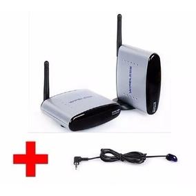 Extensor Transmissor Controle Remoto Sem Fio Audio Video Rca