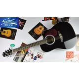 Guitarra Acustica Jumbo Starsun Dg200c Gran Calidad D-carlo