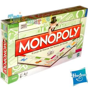 Monopoly Clasico Hasbro Juego De Las Propiedades Monopolio