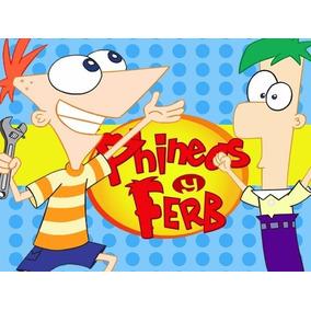 Kit Imprimible Phineas Y Ferb Promo 2x1
