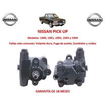Bomba Licuadora Direccion Hidraulica Nissan Pick Up 1993
