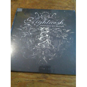 Nightwish Endless Form Most Beautiful Earbook ( 3 Cds)