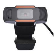 Webcam Hd Usb 12mp 480p Stream Pc Computador Notebook