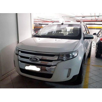 Ford Edge 2012 Blindado Estado De Novo, Baixa Km - 2012