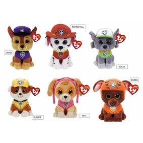 Ty Beanies Boos Patrulha Canina Original Dtc
