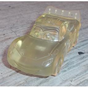 Coche Coleccion Disney/pixar Cars Rayo Mcqueen Transparente