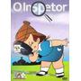 Dvd Gasparzinho - O Inspetor, Infantil, Original
