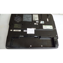 Carcaça De Baixo Inferior Notebook Toshiba Satellite A60 Top