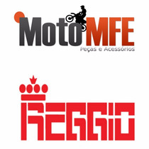 Eixo Quadro Elástico Completo Nylon Reggio Yamaha Xtz 125