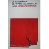La Matematica De Pitagoras A Newton-ebook-libro-digital