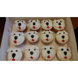 Cupcakes Decorados Con Fondant Precio Por Unidad