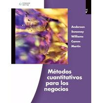 Libro: Métodos Cuantitativos Para Los Negocios - Pdf