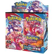 Booster Box Estilos De Batalha - Pokémon Tcg [ee5]