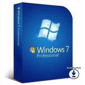 Windows 7 Professional 32/64 Bits - Original + Nota Fiscal