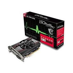 Placa De Video Sapphire Radeon Rx 550 4gb Pulse Ddr5 128 Bi
