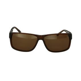 Óculos De Sol Champion Casual Marrom