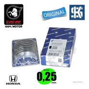 Bronzina Biela Honda New Civic 1.8 16v Flex R18a   Orig. Ks