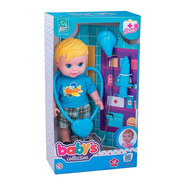 Boneco Babys Collection Dodói 368