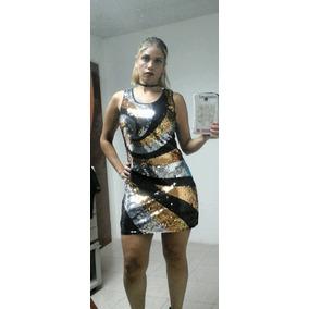 Vestido De Fiesta De Lentejuelas