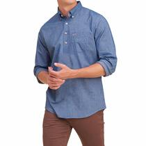 Camisa Esporte Fino Hollister 100% Original - Tam: Gg - P7