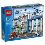 Lego City 60047 Delegacia Da Policia Novo Pronta Entrega