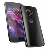 Motorola Moto X4 Preto 32gb Lacrado Nacional Anatel Desconto
