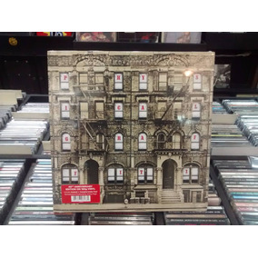Lp - Led Zeppelin - Physical Graffiti - Duplo - Imp - Lacra