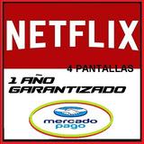 Cuntas Neflix High Definition.todo Chile Hd 1año Mercadopago