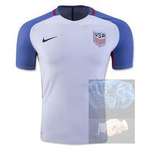 Jersey Estados Unidos Blanca Local Nike 2016 Dempsey Camisa