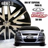 Rin 16 Chery Orinoco Orinoquia X1 Ford Focus 5 Huecos 108 Cu