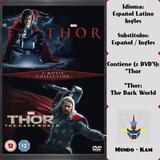 Thor Pack Películas [2 Dvd]