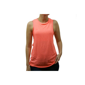 Musculosa Con Top Puma Naranja Fluo Dama Deporfan