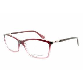 Armação Jean Monnier Feminino Para Óculos De Grau J8 3117 B5. R  199 074a5b1918