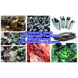 Chatarra Electronica Cobre Aluminio Bronce Motores Dañados
