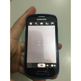 Samsung Galaxy S3 Siii Mini I8190 8gb - Tela De Demonstração