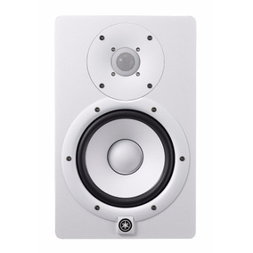 Yamaha Monitores De Estudio Hs7 Blanco Por Pieza