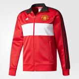 Campera adidas 3 Tiras Manchester United