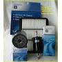 Kit De (3) Filtros Spark (aire De Motor- Aceite Y Gasolina)