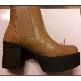 Botas Paddock Impecables Talle 35