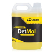 Shampoo Limpeza Pesada 5l Lava Moto Off Road Detmol Sandet *