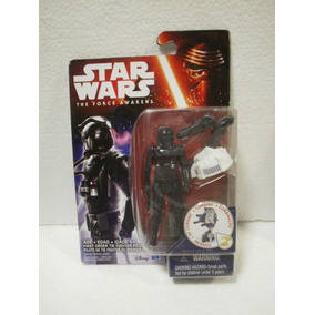 Hasbro Star Wars Force Awakens First Order Tie Fighter Pilot
