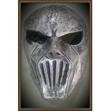 Mascara Slipknot (mick), Mascara Halloween, Disfraz