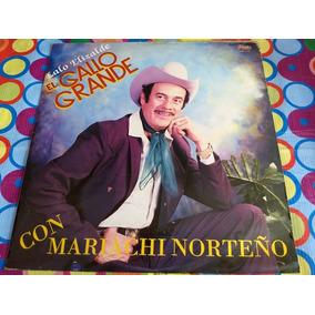 Lalo Elizalde Lp El Gallo Grande C/mariachi Norteño 1987
