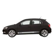 Adesivo Volkswagen Gol G2 G3 G4 G5 G6  Faixa Lateral Gol24