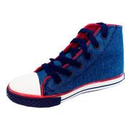 Zapatillas Botitas Jean   Small  Modelo Russ (0947)