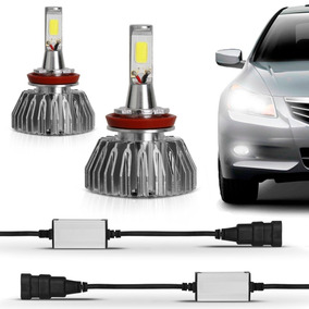 Kit Xenon Super Led Carro H1 H3 H4 H7 H11 Hb3 Hb4 6000k