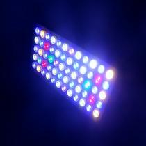 Kit 2 Luminárias Led Com Uv 180w Para Corais Sps E Lps